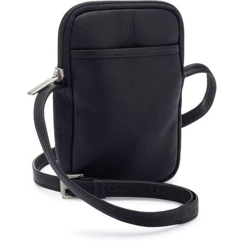Le Donne Leather Cinder Smartphone Crossbody