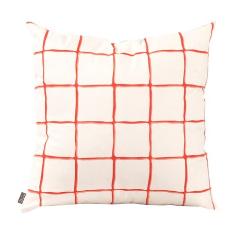 Lattice Pillow Cover 20 x 20