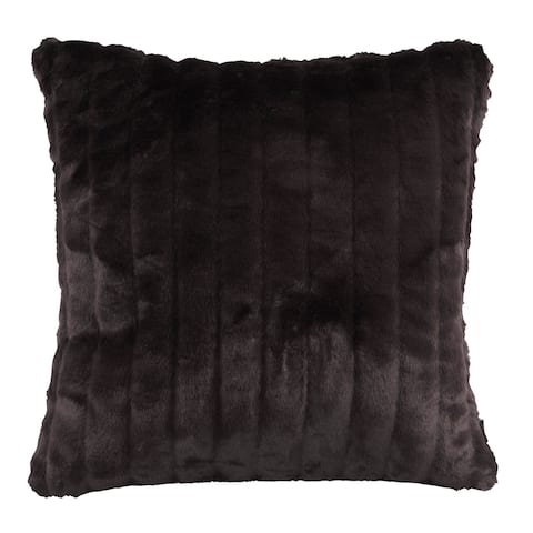 Faux Mink Pillow Cover 20 x 20