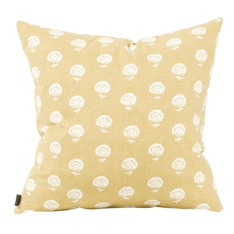 Dandelion Pillow Cover 20 x 20
