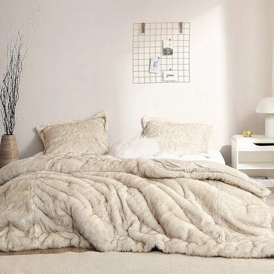 Coma Inducer Oversized Comforter - Spirit Bear - Tundra Beige