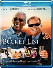 The Bucket List (Blu-ray Disc)