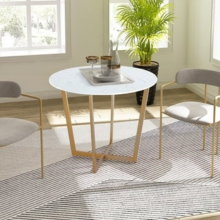 Link to Modern Marble Dining Table Similar Items in Dining Room & Bar Furniture