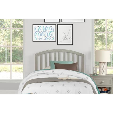 Hillsdale Furniture Carolina Twin Headboard, Gray