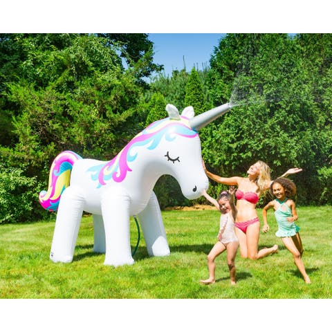 BigMouth Inc. Unicorn Yard Sprinkler