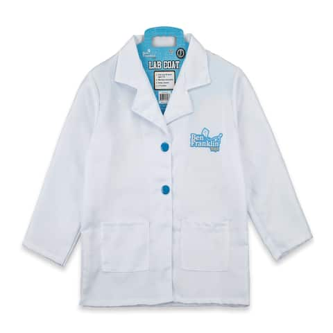 Ben Franklin Lab Coat Science Outfit for Kids Scientist or Doctor
