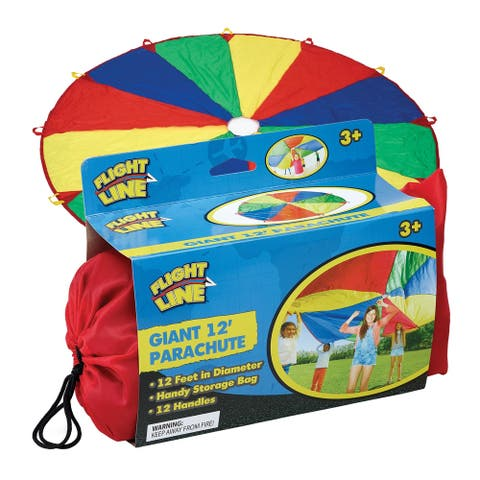 Kids 12 Foot Play Parachute Toy