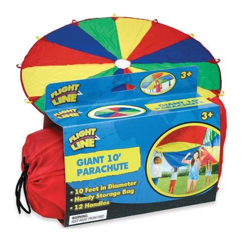 Kids 10 Foot Play Parachute Toy