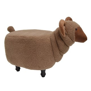 Link to Kids Upholstered Sheep Ottoman Similar Items in Kids' & Toddler Furniture