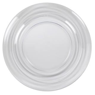Creative Ware Acrylic Set of 4 Plates - 10.25