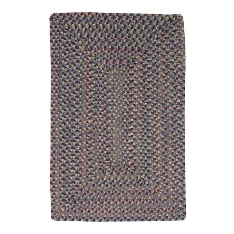 Colonial Mills Riverdale Indoor Blended Wool Braided Rug