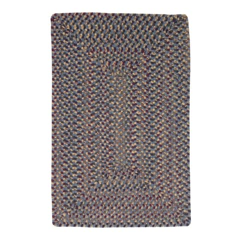Colonial Mills Riverdale Indoor Blended Wool Braided Rug