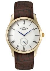 Rotary Men's Cream Dial Watch