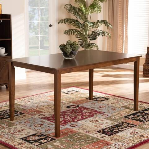 Copper Grove Hatoudo Rectangular Dining Table