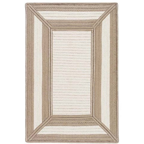 Colonial Mills Afra Indoor Outdoor Braided Rug