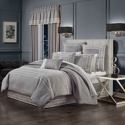 Five Queens Court Genesis Luxury Comforter Set
