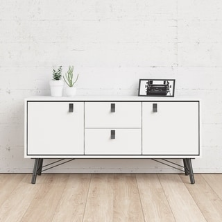 Link to Carson Carrington Ry 2-drawer and 2-door Sideboard Similar Items in Bookshelves & Bookcases