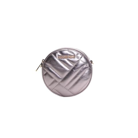 Michael Kors Womens Vivianne Canteen Crossbody Bag Cream 35H8AVAC6M
