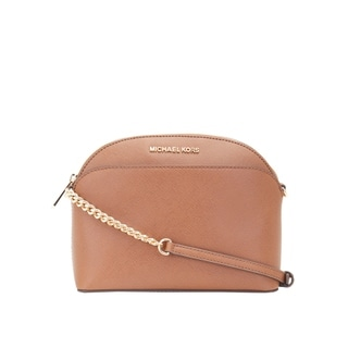 Link to Michael Kors Women's Jet Set Travel Medium Dome Crossbody Bag, Luggage 35S9GTVC2L Similar Items in Shop By Style
