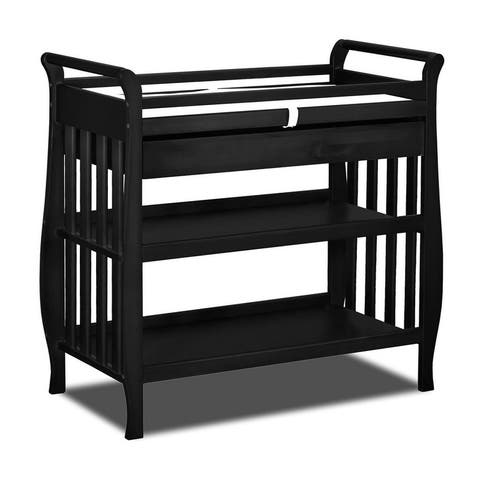 Mikaila Nadia Changing Table Black
