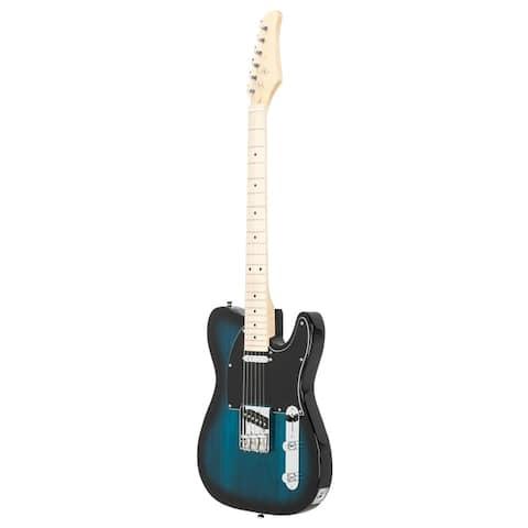 Maple Fingerboard GTL Electric Guitar SS Pickup