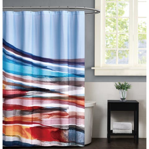 Vince Camuto Allaire Shower Curtain