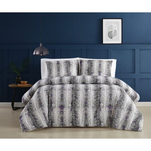 Christian Siriano NY® Rebel 3 Piece Comforter Set