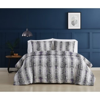 Link to Christian Siriano NY® Rebel 3 Piece Duvet Cover Set Similar Items in Duvet Covers & Sets
