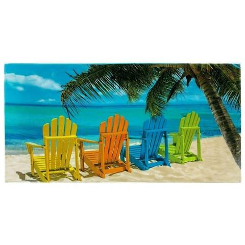 Kaufman Beach Chairs Towels and Pool Towel - 30x60