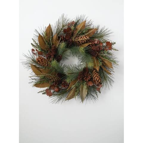 Earthy Delight Wreath