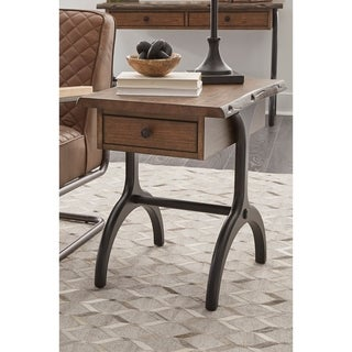 Link to Solid Wood Live-edge Small End Table Similar Items in Living Room Furniture