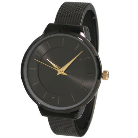 Olivia Pratt Electric Bangle Watch