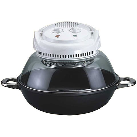Nano-carbon Fiber Wok-based Convection Oven