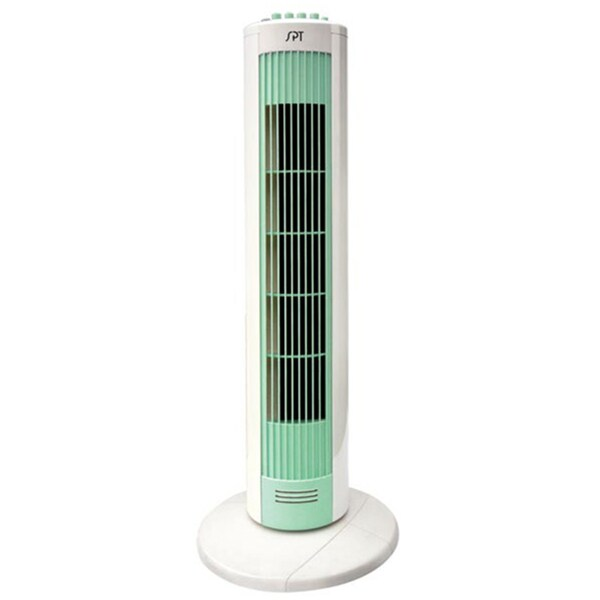 Tower Fan with Night Light and Timer