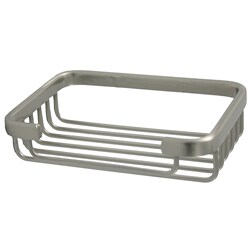Allied Brass Small Rectangular Shower Basket