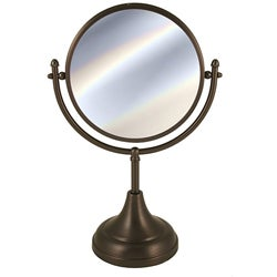 Allied Brass Solid Brass Vanity Makeup Mirror
