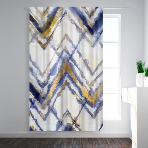 Tye Dye III 50x84 Blackout Curtain