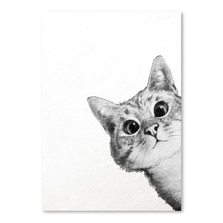 Link to Sneaky Cat Similar Items in Art Prints