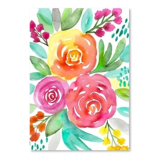 Link to Watercolor Floral 3 Similar Items in Art Prints