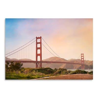 Golden Gate Bridge Poster Art Print