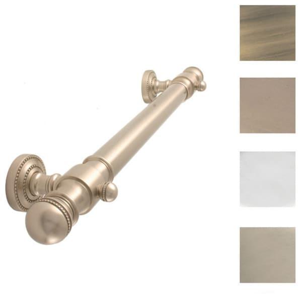 Allied Brass Decorative 16-inch ADA Compliant Grab Bar - Free ...