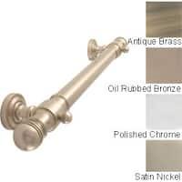 Allied Brass Decorative 24-inch ADA Compliant Grab Bar