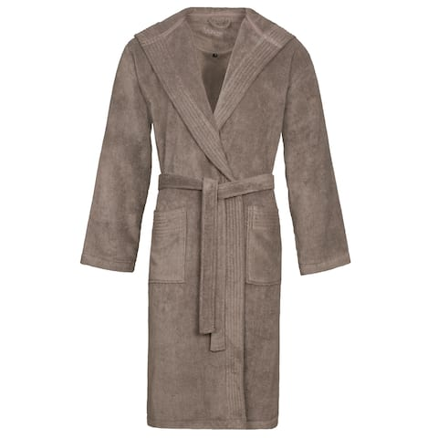 VOSSEN VEGAN LIFE 100% Vegan Cotton Certified Bathrobe