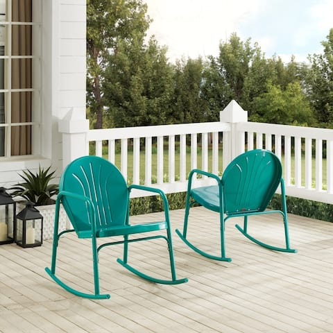 Griffith 2Pc Rocking Chair Set