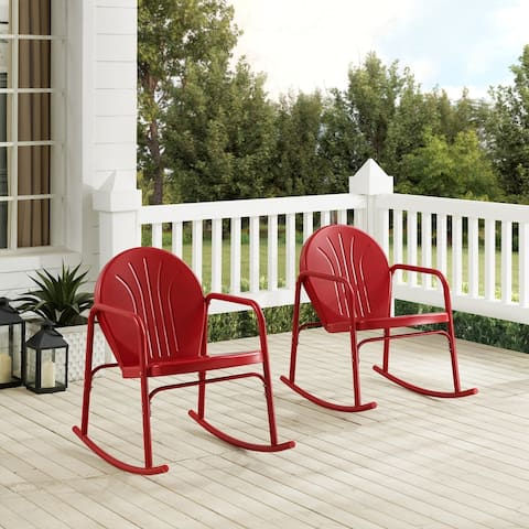 Griffith 2-piece Rocking Chair Set