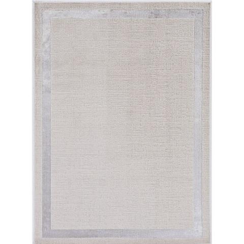 Silver Orchid Monel Sleek Contemporary Rug