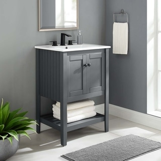 "Link to Prestige 23"" Bathroom Vanity Cabinet (Sink Basin Not Included) Similar Items in Bathroom Furniture"