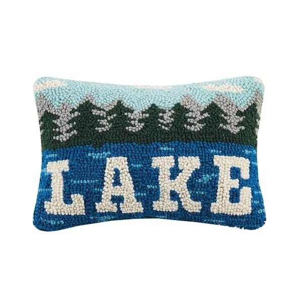 Lake Hook Pillow. Opens flyout.