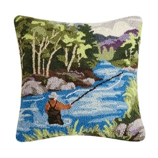 Link to Nature Hook Pillow Similar Items in Decorative Accessories