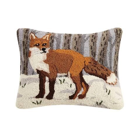 Fox Hook Pillow